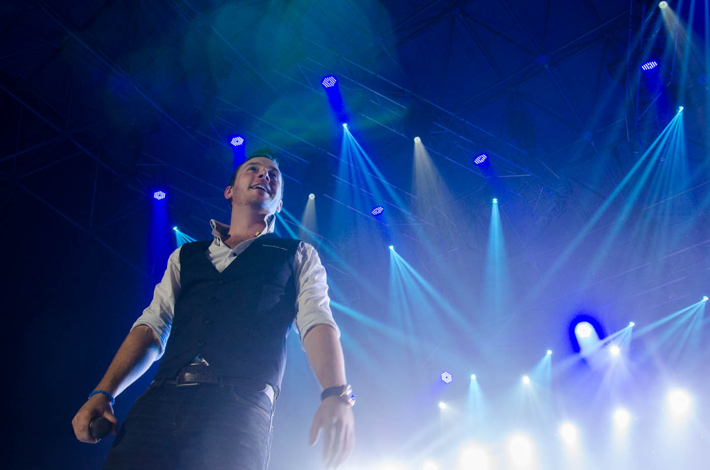 Nathan Carter at the Marquee, Cork by Sean Smyth (15-6-14) (41 of 55)