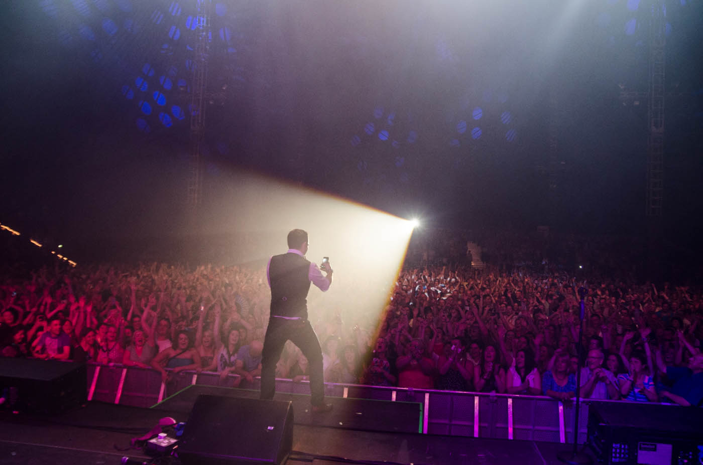 Nathan Carter at the Marquee, Cork by Sean Smyth (15-6-14) (51 of 55)